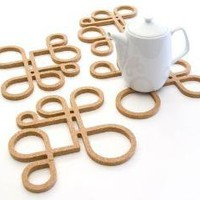 Montreal Designers /// Online Store - Boutique en ligne - Trivets /// TOMA OBJECTS