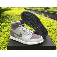 Air Jordan 1 CAMO PACK 3M Gray US7-12