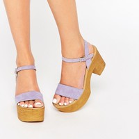 ASOS TIGHT ROPE Chunky Sandals