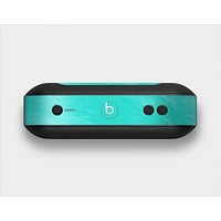 The Subtle Neon Turquoise Surface Skin Set for the Beats Pill Plus