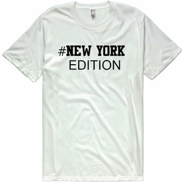 NEW YORK EDITION t-shirt