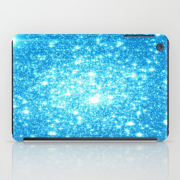 Sky Blue  iPad Case by WhimsyRomance&Fun