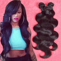 Brazilian Body Wave 4 Bundles Brazilian Virgin Hair Body Wave Brazilian Hair Weave Bundles Unporcessed Virgin Human Hair Bundles