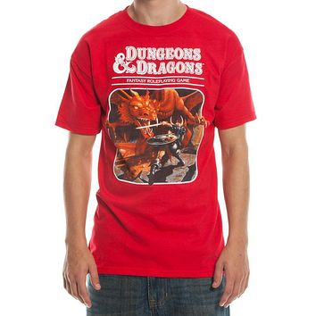Dungeons and Dragons Third Edition T-Shirt