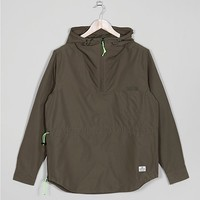 Ottery Hooded Over Shirt