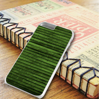 Green Bamboo Texture iPhone 6 Plus   iPhone 6S Plus Case