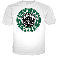 Star Labs Coffee T-Shirt