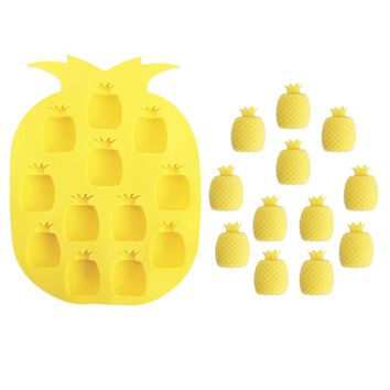 Pineapple Silicone Mold
