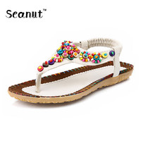 SEANUT Chaussure Femme Women Brand Flip Flops Shoes Sandalias Mujer Women Sandale Femme Shoes Woman Flip Flops Brand Sandals