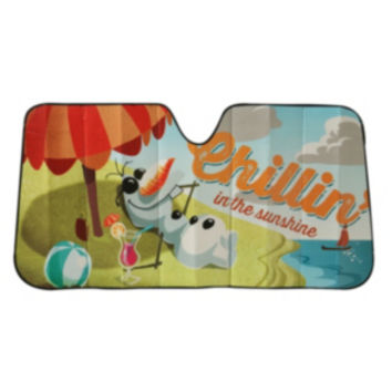 Disney Frozen Olaf Sunshine Accordion Sunshade