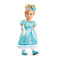 American Girl® Dolls: Caroline's Party Gown