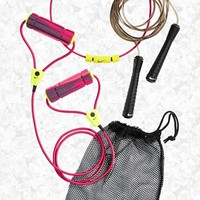 Nike Resistance Training Kit with Jump Rope