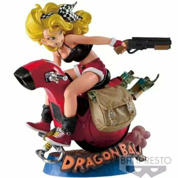 LUNCH Motorcycle Two Colour Dragon Ball Japanese Anime Figures Action & Toy Figures Pvc Model Collection For Christmas Gift New