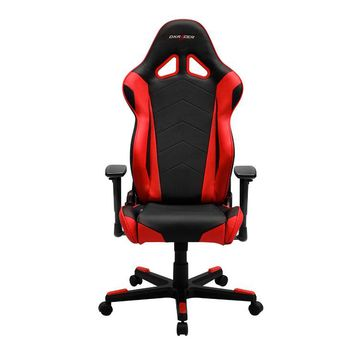 DXRacer OH/RE0/NR Black & Red Racing Series Gaming Chair
