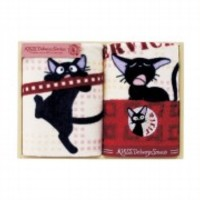 KIKI'S DELIVERY SERVICE - Gift Set of 3 Towels Studio Ghibli Japan