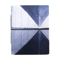 Large Geo Dyed Journal
