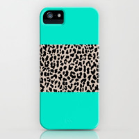 Leopard National Flag II iPhone & iPod Case by M Studio - iPhone 3G, 3GS, 4, 4S, 5/iPod Touch 5/Galaxy S4