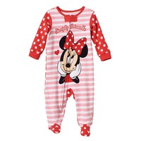 Disney's Minnie Mouse ''Simply Adorable'' Sleep & Play - Baby Girl, Size: