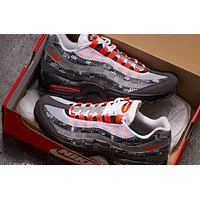 Nike X ATMOS Air Max 95 Air cushion sports shoes
