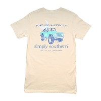 Guys Saltwater Tee by Simply Southern
