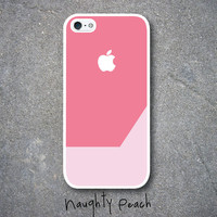 iPhone 5 Case - Pandora 2 (pink/pink)