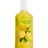 Deep Cleansing Hand Soap Kitchen Lemon