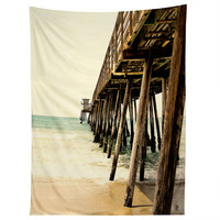 Bree Madden Down By The Pier Tapestry