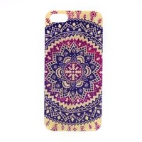 Coromose Stylish Million Spent Pattern Case for Iphone 5 5s