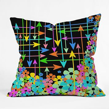 Lisa Argyropoulos Its A Spring Thing 1 Throw Pillow