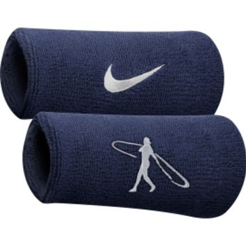 Nike Dri-FIT Doublewide Swingman Wristbands | DICK'S Sporting Goods