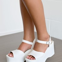 Lipstik Drey Wedges White