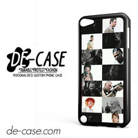 The Walking Dead Actors DEAL-11049 Apple Phonecase Cover For Ipod Touch 5