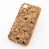 Cork Case Snap On Cover - ANASTASIA LILY