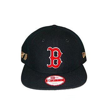New Era Team Hasher Redux Boston Red Sox 9FIFTY Snapback Hat