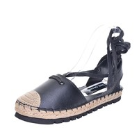Ankle Strap Sandals Hemp Breathable Casual Summer Simple Shoes