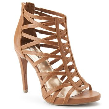 Jennifer Lopez Women's Gladiator High Heels