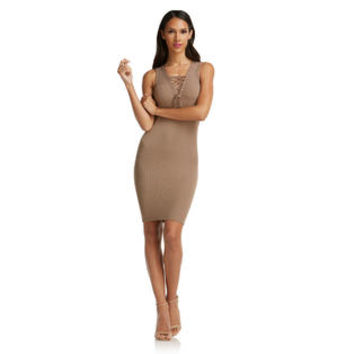 Women's Bodycon Tank Dress - Sears