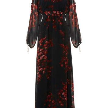 Phase Eight Tessa Woven Maxi Dress - House of Fraser
