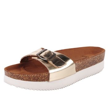 Anna Fidanza Metallic Slide
