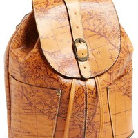 Patricia Nash 'Vasto' Leather Backpack