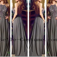 Custom-made Prom Dresses, Prom Dress 2016, Backless Prom Dresses