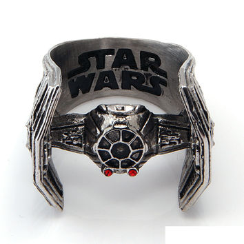 Han Cholo Officially Licensed Tie Fighter Ring