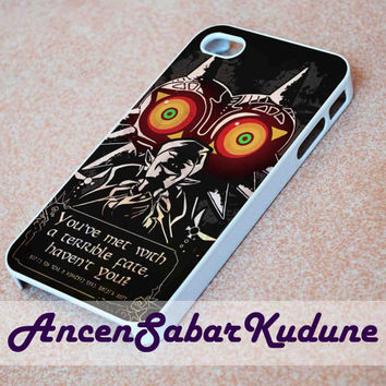 Legend Of Zelda Majoras - Phone case,iphone 4/4s,5/5s/5c/6/6+/Samsung S3/4/5/6/ ipod touch 4/5