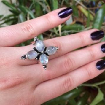Alorai Ring from Spooky Sunflowers