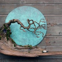 Blue Moon in October by earthlycreature on Etsy