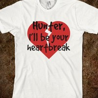 hunter hayes- somebody's heartbreak.