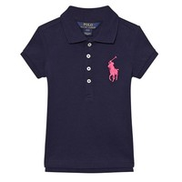 Ralph Lauren Navy Polo with Big PP | AlexandAlexa