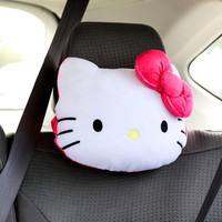 Hello Kitty Kids Auto Head Rest Cushion: Road Trip