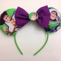 Toy Story Mickey Ears Headband