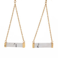 POLYA EARRING - Kelly Wearstler